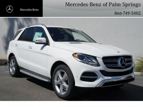 New 2018 Mercedes-Benz 350 SUV AWD 4MATIC®