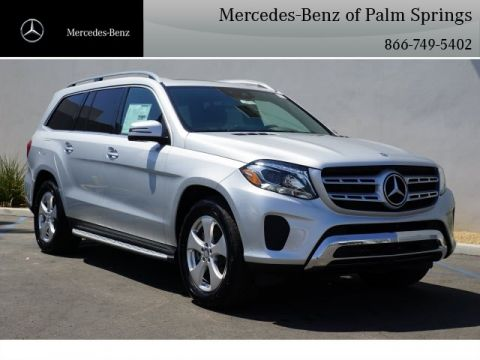 New 2017 Mercedes-Benz 450 SUV AWD 4MATIC®