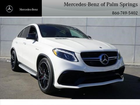 New 2019 Mercedes-Benz GLE S 4MATIC® Coupe