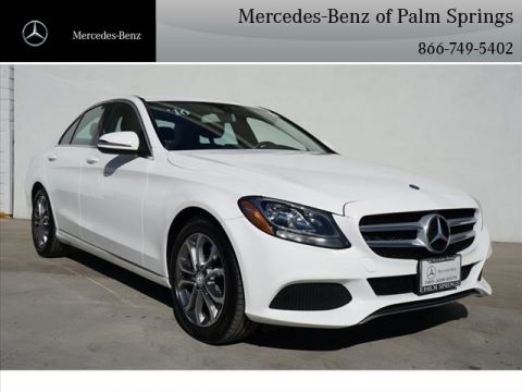 Certified Pre-Owned 2016 Mercedes-Benz C 300 SEDAN
