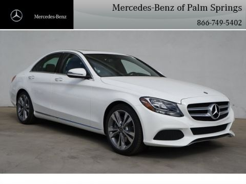 New 2018 Mercedes-Benz C 300 SEDAN
