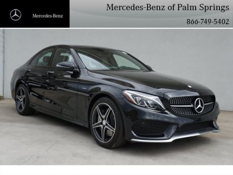 New 2016 Mercedes-Benz C 450 SEDAN AWD 4MATIC®