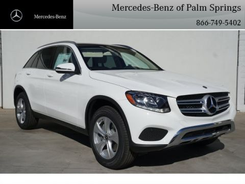 New 2018 Mercedes-Benz GLC  SUV