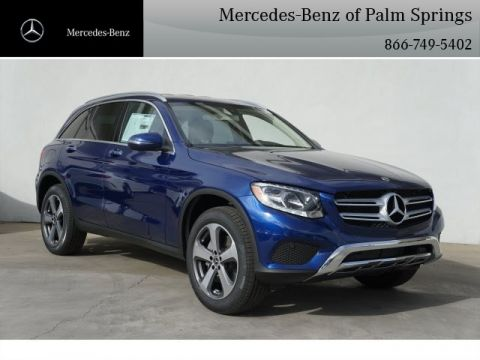 New 2018 Mercedes-Benz GLC 300 SUV