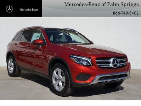 New 2018 Mercedes-Benz GLC 300 SUV AWD 4MATIC®