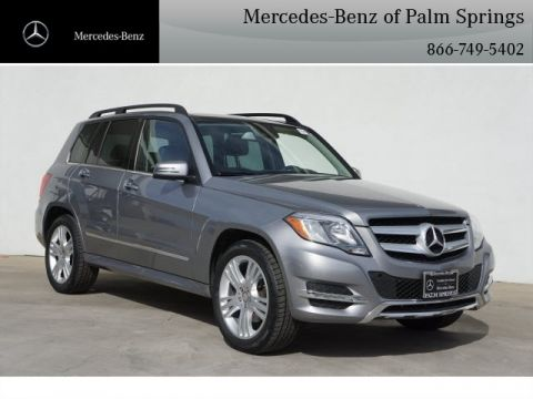 Certified Pre-Owned 2015 Mercedes-Benz GLK 350 SUV