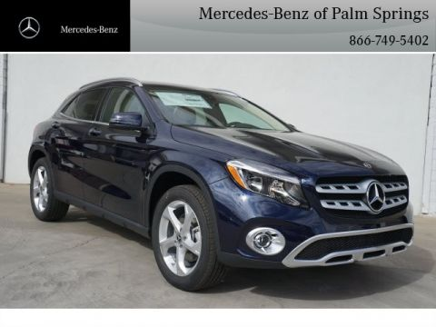 New 2018 Mercedes-Benz 250 SUV AWD 4MATIC®