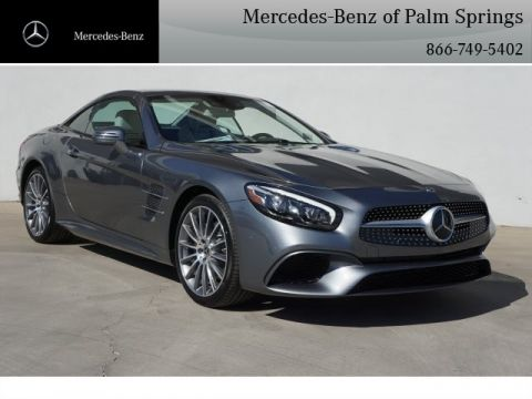 New 2018 Mercedes-Benz SL 550 ROADSTER