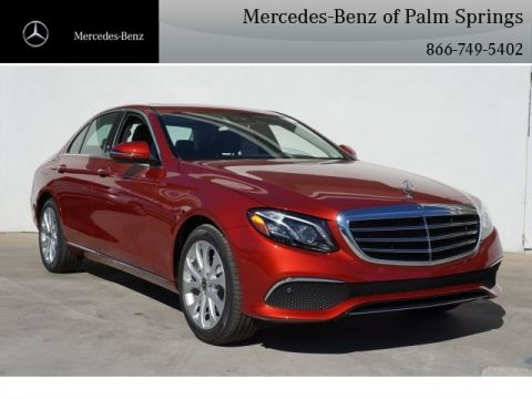 New 2018 Mercedes-Benz E 300 Luxury SEDAN