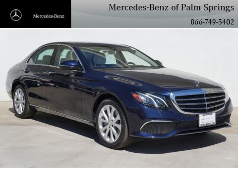 New 2017 Mercedes-Benz E 300 Luxury SEDAN