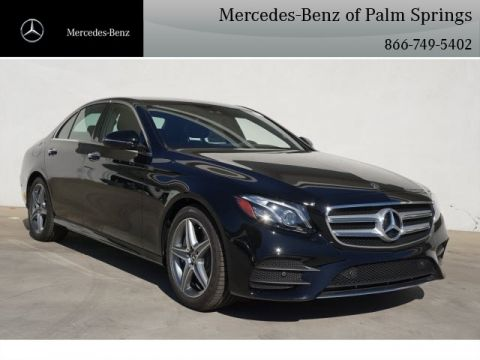 New 2018 Mercedes-Benz E 300 SEDAN