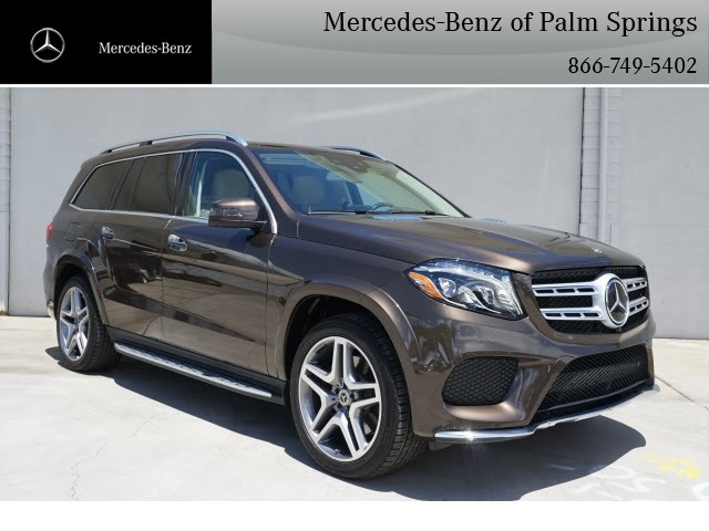 New 2017 Mercedes-Benz GLS GLS 550