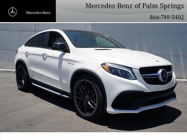 New 2019 Mercedes Benz Amg Gle 63 S Coupe Awd 4matic