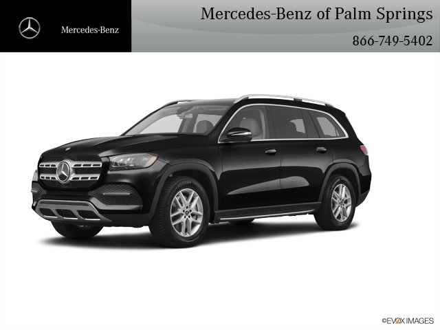 New 2020 Mercedes-Benz GLS