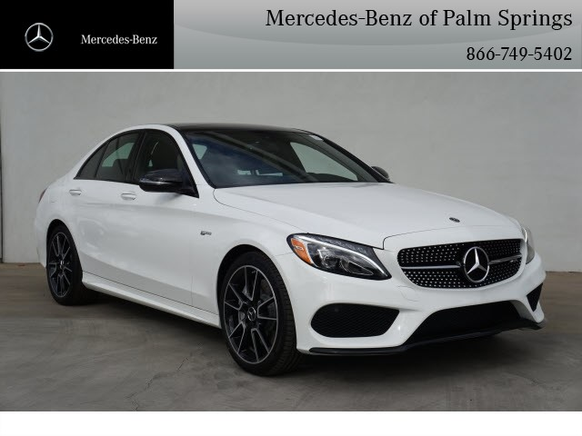 New 2018 Mercedes-Benz C-Class C 43 AMG® Sedan