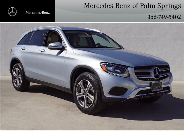 Certified Pre-Owned 2018 Mercedes-Benz GLC