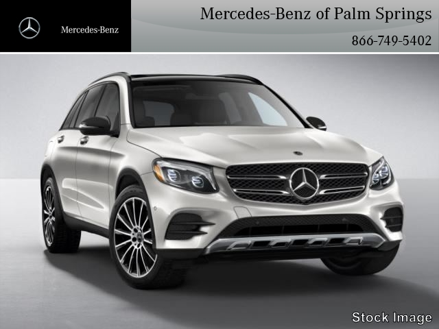 New 2019 Mercedes-Benz GLC