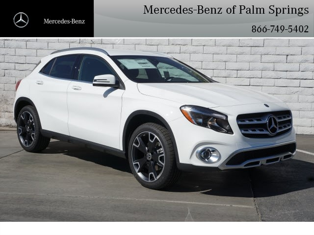 Mercedes Benz Suvs >> New 2019 Mercedes Benz Gla Gla 250 Suv In Palm Springs M13343