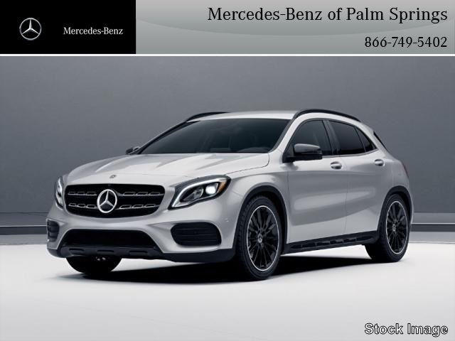 New Mercedes Suv >> New 2019 Mercedes Benz Gla 250 Suv Awd 4matic