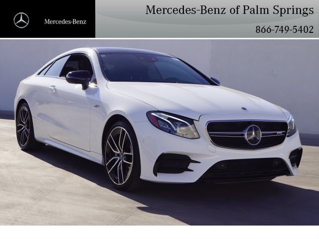 Certified Pre-Owned 2019 Mercedes-Benz E-Class E 53 AMG® 4MATIC®