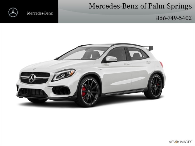 New 2019 Mercedes-Benz GLA AMG® GLA 45 SUV