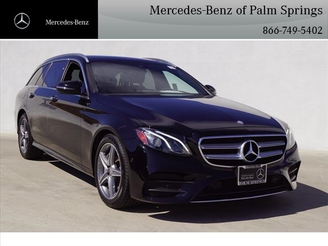Certified Pre-Owned 2017 Mercedes-Benz E-Class E 400 4MATIC®