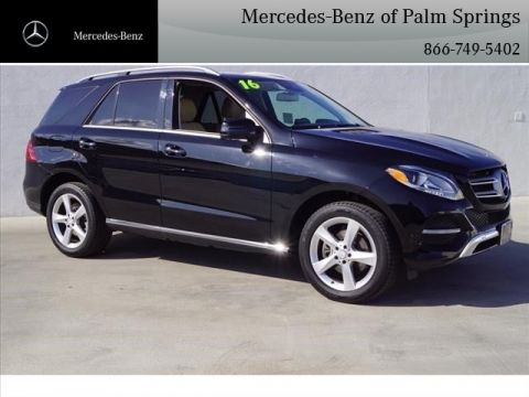 Certified Pre-Owned 2016 Mercedes-Benz GLE GLE 350 SUV