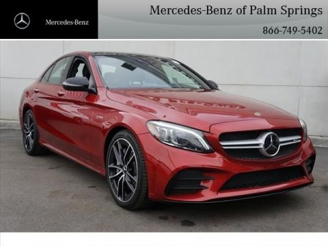 2019 Mercedes-Benz C-Class AMG® C 43 Sedan