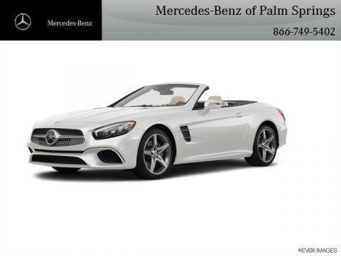 New 2020 Mercedes-Benz SL-Class Base Convertible With Navigation