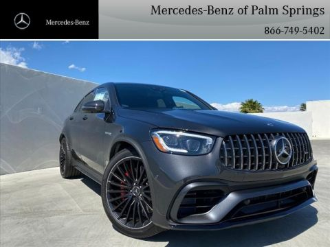 New 2020 Mercedes-Benz GLC AMG® GLC 63 S Coupe