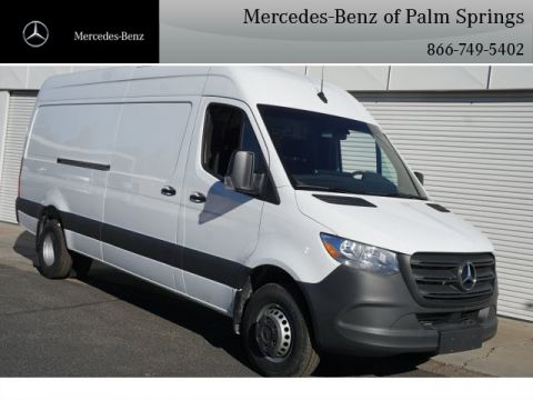 2019 Mercedes-Benz Sprinter 4500 Cargo Van