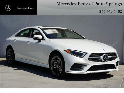 New 2019 Mercedes-Benz CLS