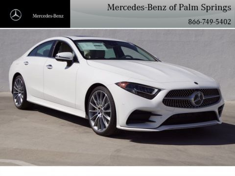 New 2020 Mercedes-Benz CLS CLS 450 Coupe With Navigation