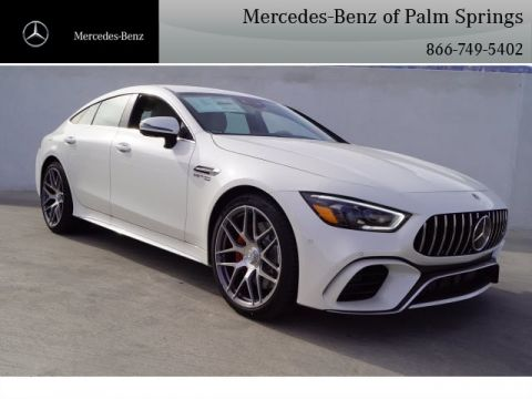 2020 Mercedes-Benz GT AMG® GT 63 4MATIC®