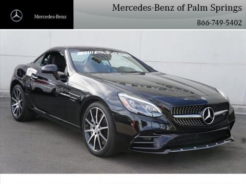 New 2018 Mercedes-Benz SLC AMG® SLC 43 Roadster