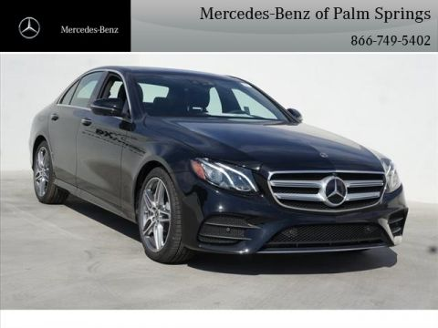 New 2019 Mercedes-Benz E-Class E 300 SEDAN With Navigation