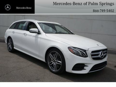 New 2019 Mercedes-Benz E-Class E 450 WAGON AWD 4MATIC®